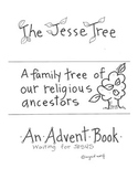 Advent Jesse Tree Booklet - pictures and explanations of J