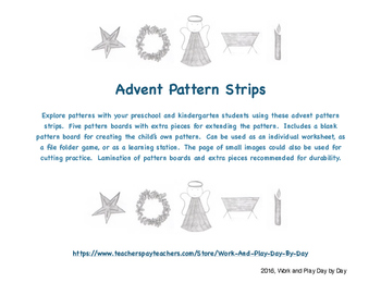 Advent Patterning