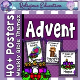 Advent Posters