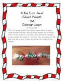 Advent Wreath & Calendar Craft! Children's Bible Study!