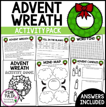 Advent Wreath Christmas Activities - What does the advent
