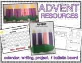 Advent Calendar 2016 & Advent Writing Book