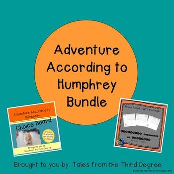 Adventure According to Humphrey Bundle