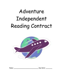Adventure Independent Reading Contract