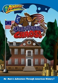 Adventure to Fitness - Colonial Chaos DVD