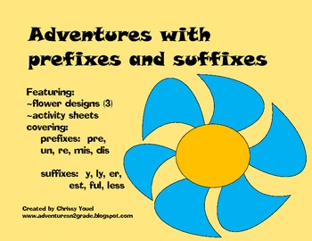 Adventures With Prefixes and Suffixes