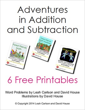 Adventures in Addition and Subtraction