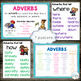 Adverbs: Posters, Task Cards, and Printable