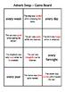 Adverb Swap Puzzle
