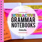 Adverbs Interactive Notebook