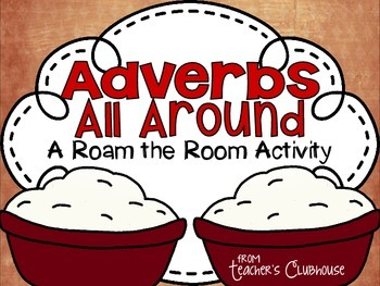 Adverbs All Around