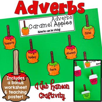 Adverbs Craftivity