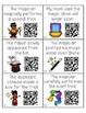 Adverbs Tell QR Task Cards FREEBIE!