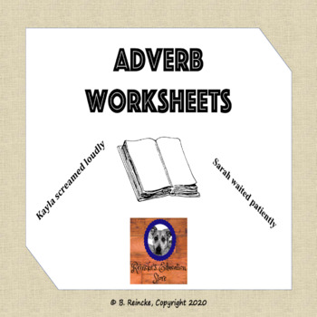 Adverbs Worksheets (5)