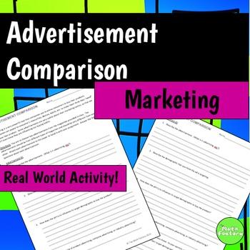 Advertisement Comparison