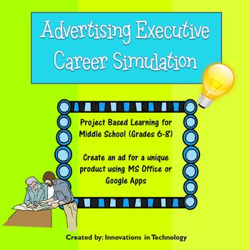 Advertising Executive - Career Simulation