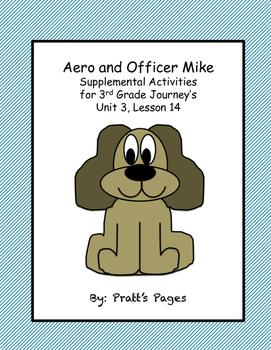 Aero and Officer Mike Journey's Supplemental Activities Un