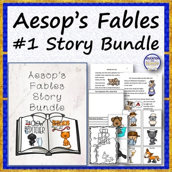 Aesop's Fables Story Bundle