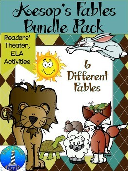 Aesop's Fables Bundle 6 Pack