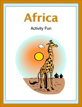 Africa Activity Fun