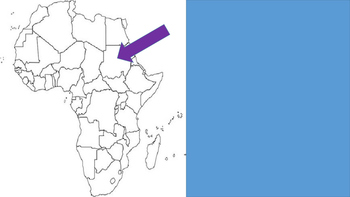 Africa Map Reveal