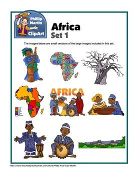 Africa Set 1