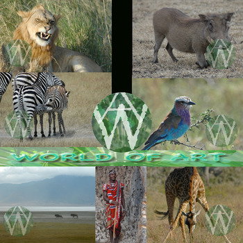 Africa Tanzania: Animals, Landscapes & People