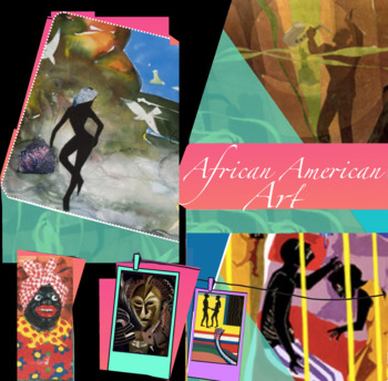 African American Art History  ~ FREE POSTER