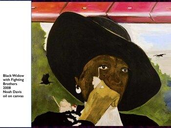 African American Art History Presentation ~ 205 Slides ~ H