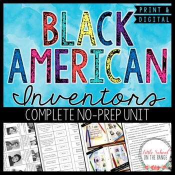 African American Inventors - Black History Month