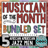 African American Musical Artist Celebration- Bulletin Boar