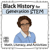 Black History Month African Americans in STEM