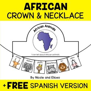 African Animal Craft Actvities