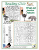 Bundle: African Folktales and Animals Two-Page Activity Se