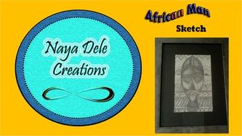 African Man / sketch