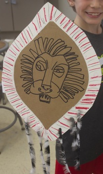 African Shields, a multicultural project