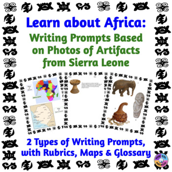 African Studies: Photographic Writing Prompts Based on Sie