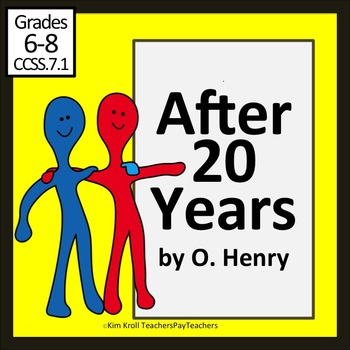 After 20 Years by O. Henry