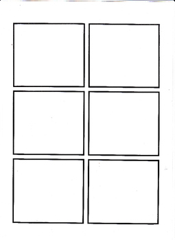 After Story Sequence Worksheet