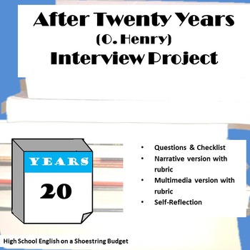 After Twenty Years Interview Project (O. Henry)