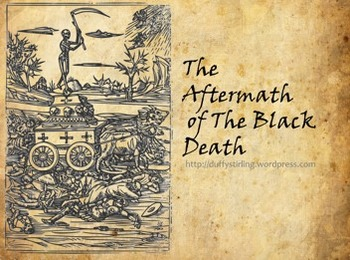 Aftermath and Consequences of the Black Death PowerPoint a