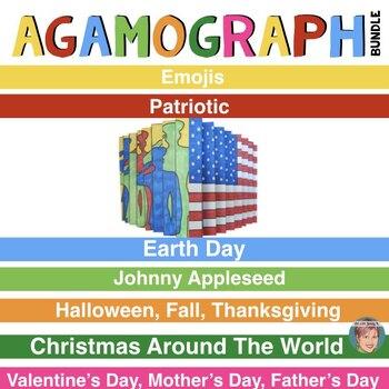 Agamograph BUNDLE: 7 Sets Included