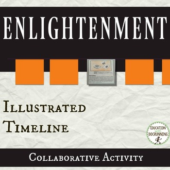Age of Enlightenment Illustrated timeline