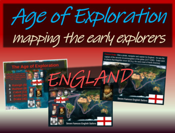Age of Exploration Mapping Early Explorers (PART 3 - SEVEN