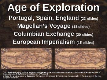 Age of Exploration! (PART 2: MAGELLAN'S VOYAGE) visual, te