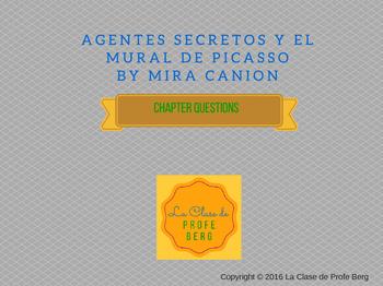 Agentes secretos y el mural de Picasso- Capítulo 2