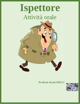 Aggettivi possessivi (Possessive adjectives) Ispettore Spe