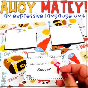 Ahoy Matey! An expressive language unit