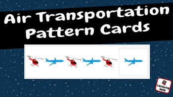 Patterns: Air Transportation Pattern Cards