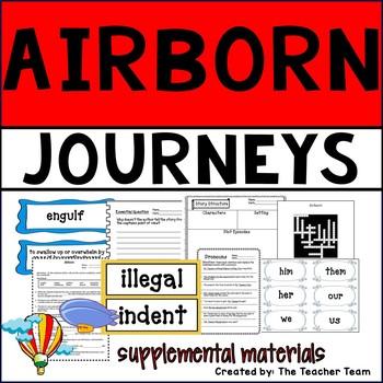 Airborn Journeys 6th Grade Supplemental Materials
